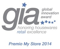 Global innovation award - Premio My Store 2014 - Alberti Modena