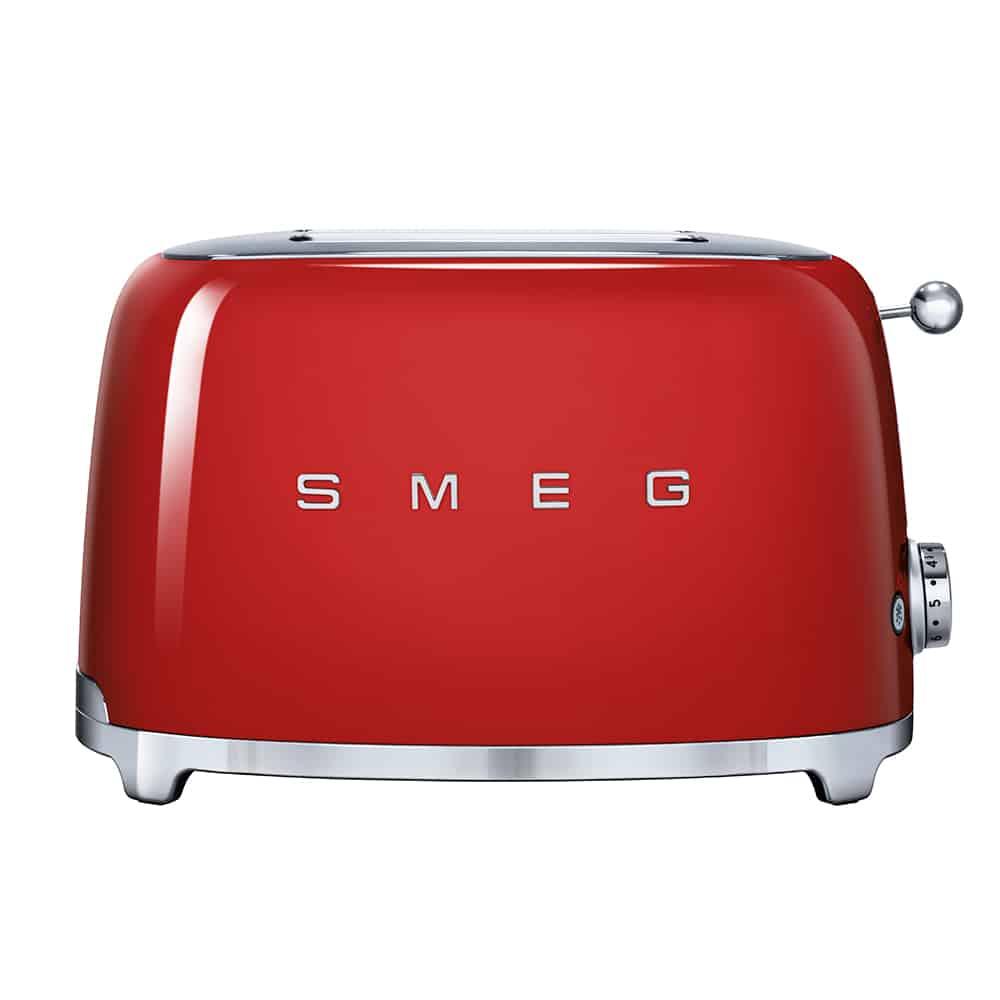 Smeg tostapane rosso