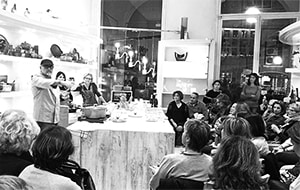 Showcooking Le Creuset 25/10/16