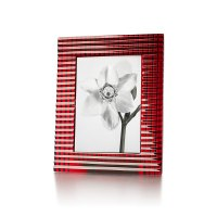 BACCARAT portafoto eye rosso 2810459