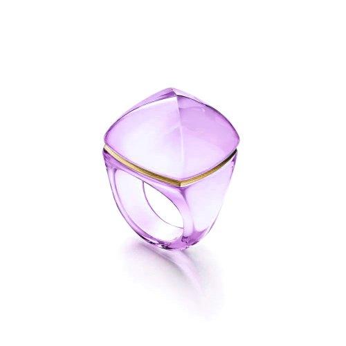 BACCARAT ring viola