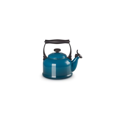 LE CREUSET bollitore tradition deep teal