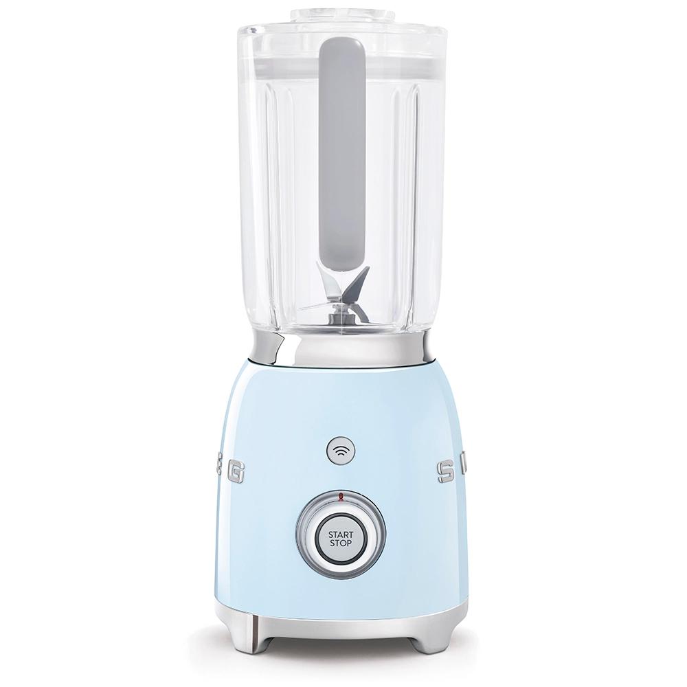 SMEG frullatore azzurro BLF01PBEU