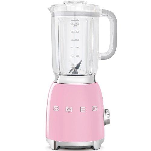 SMEG frullatore rosa BLF01PKEU