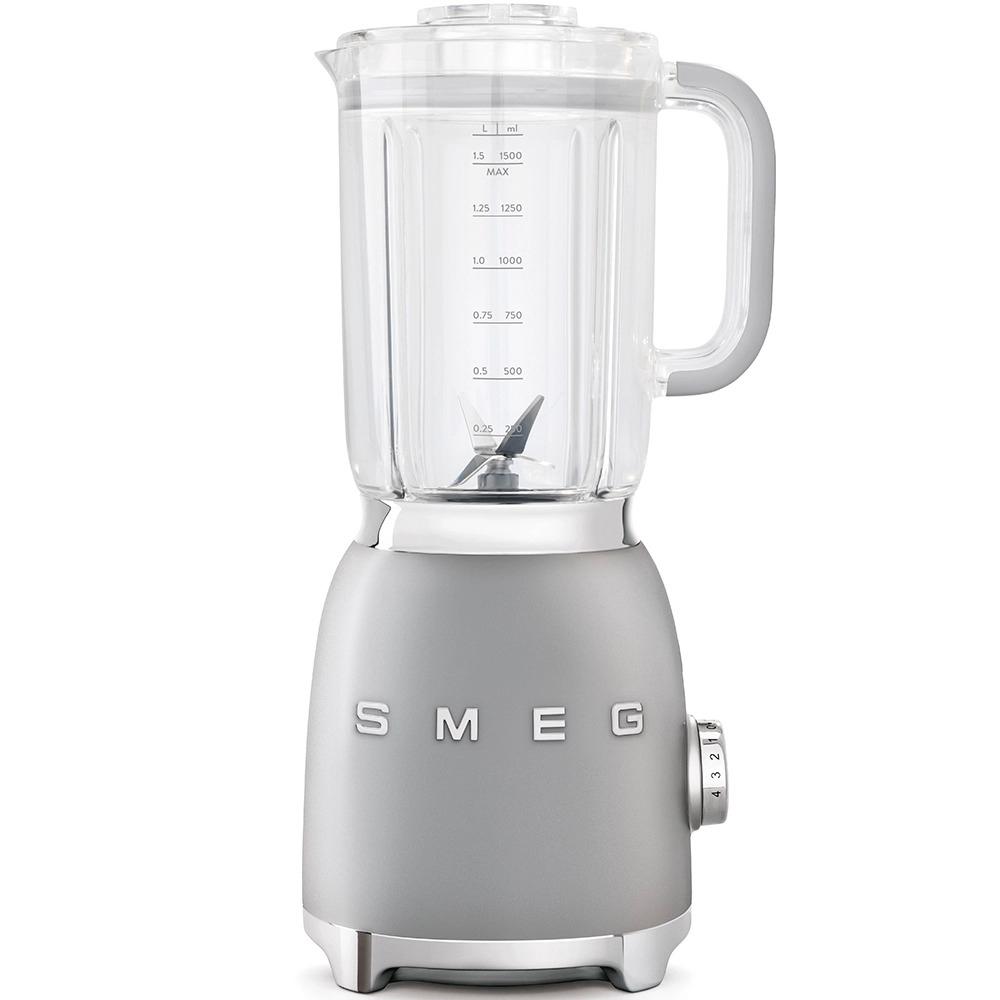 SMEG frullatore silver BLF01SVEU
