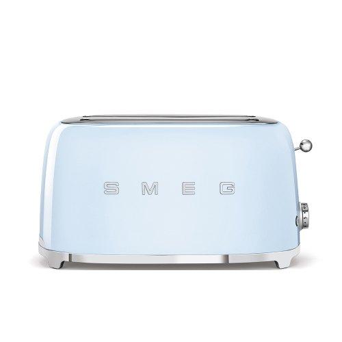 SMEG tostapane 4fette azzurro TSF02PBEU
