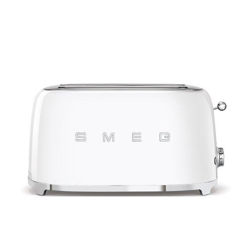 SMEG tostapane 4fette bianco TSF02WHEU