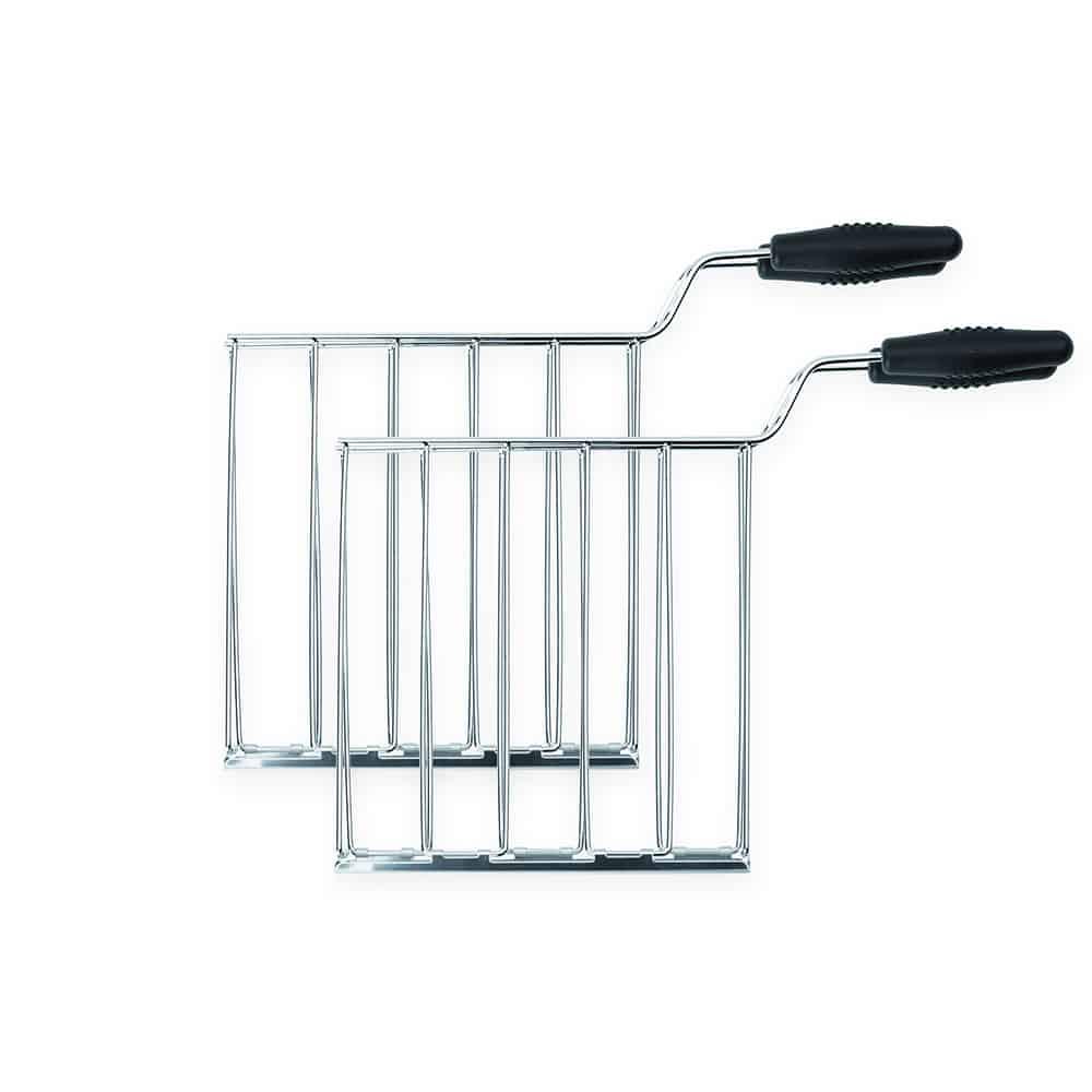 Set 2 pinze per toast accessorio tostapane 2 fette anni - Pinze per cucina ...