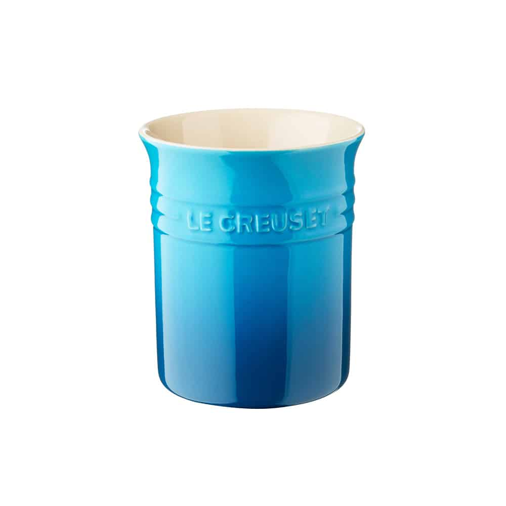 Le Creuset contenitore per spatole Blu Marsiglia