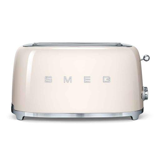 Smeg tostapane crema 4 fette