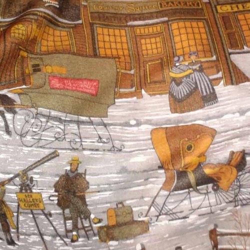 Piacenza Cachemire plaid Winter