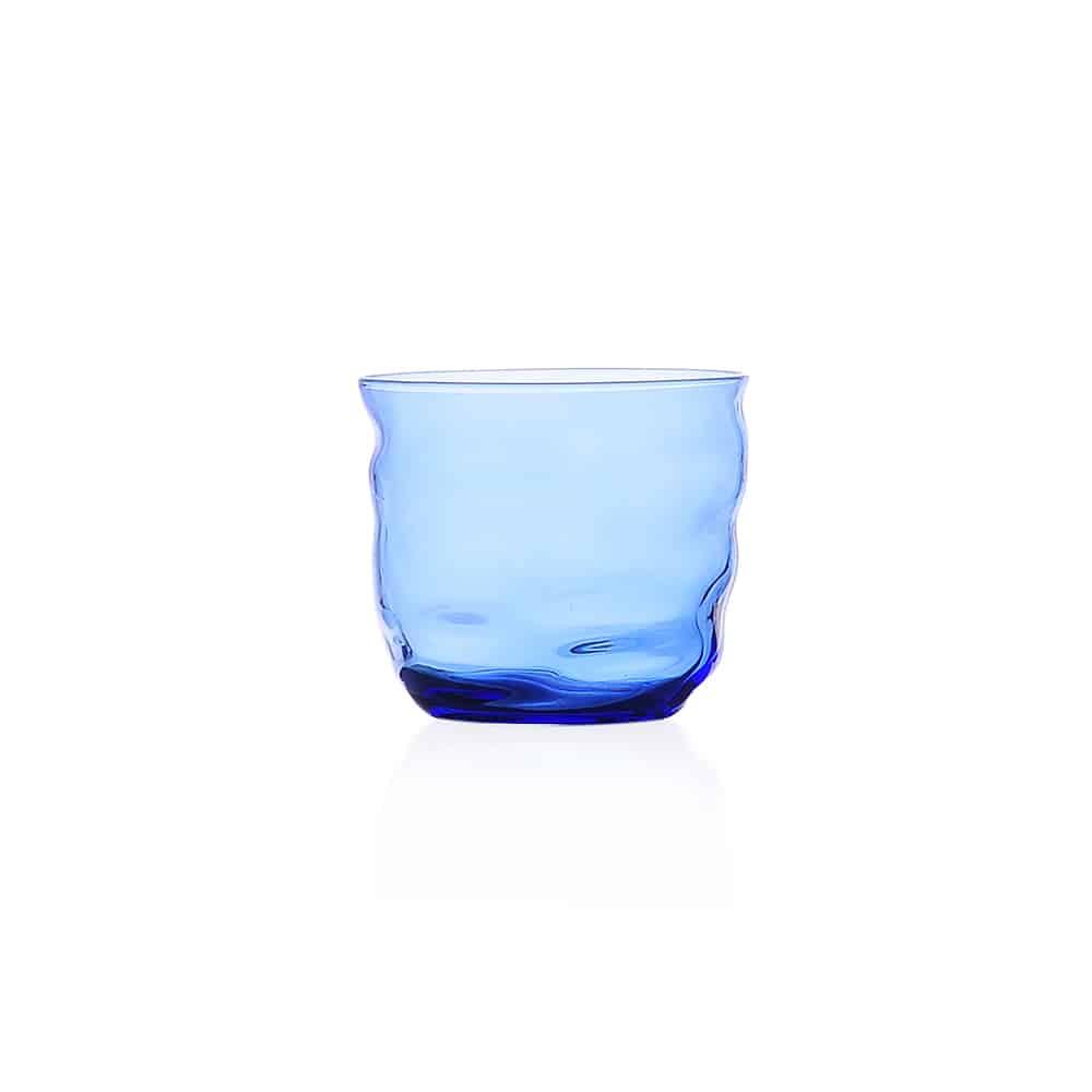 ICHENDORF POSEIDON bicchiere blu