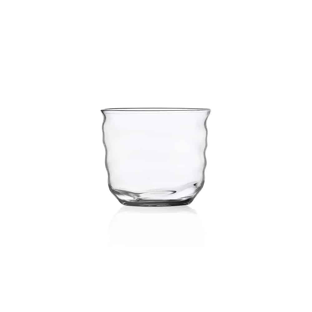 ICHENDORF POSEIDON bicchiere clear