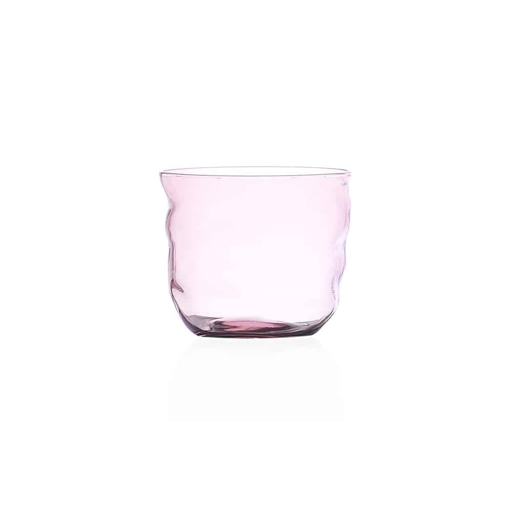 ICHENDORF POSEIDON bicchiere rosa