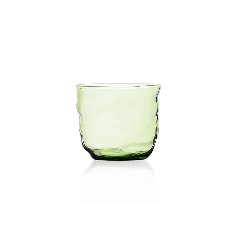 ICHENDORF POSEIDON bicchiere verde