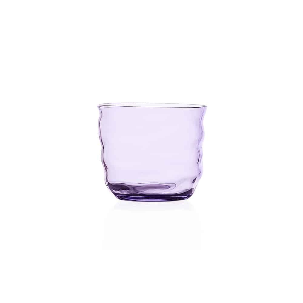 ICHENDORF POSEIDON bicchiere viola