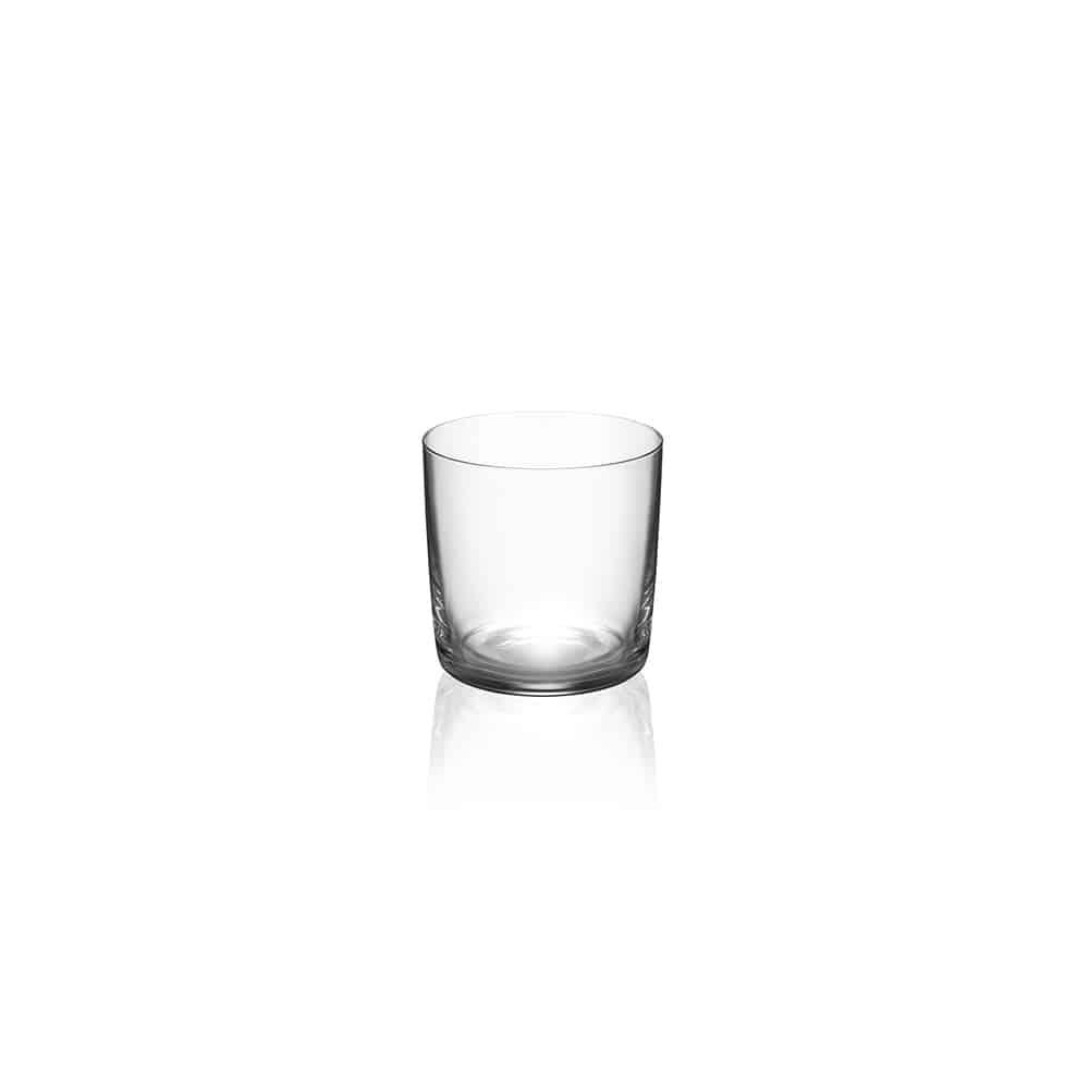 ALESSI glass family bicchiere acqua longdrinks AJM29-41