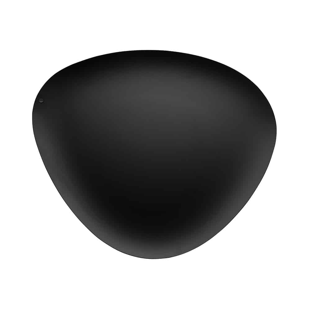 ALESSI vassoio colombina nero FM1540B-02