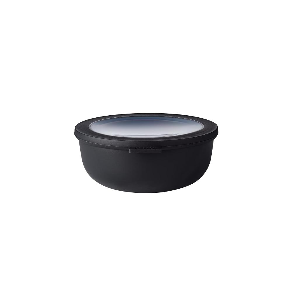 MEPAL multi bowl cirqula 1250 ml nordic black