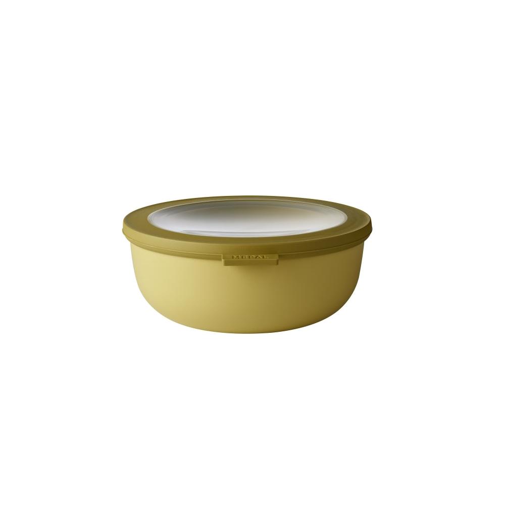 MEPAL multi bowl cirqula 1250 ml nordic lemon