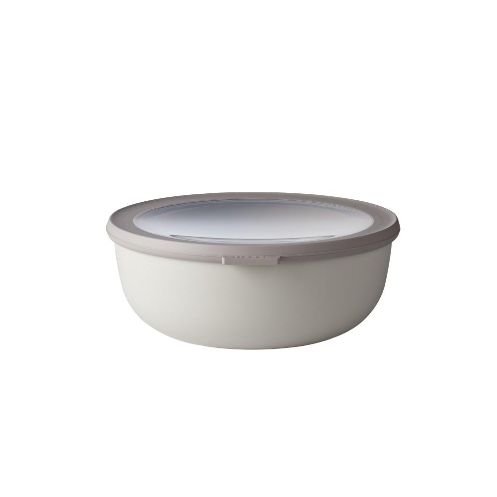 MEPAL multi bowl cirqula 2250 ml nordic white