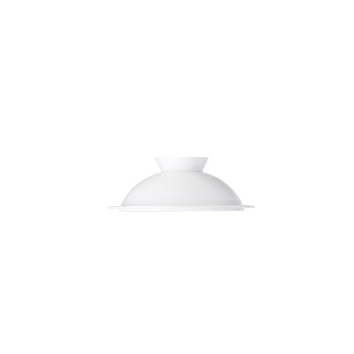 SIEGER my china white cloche cl200716