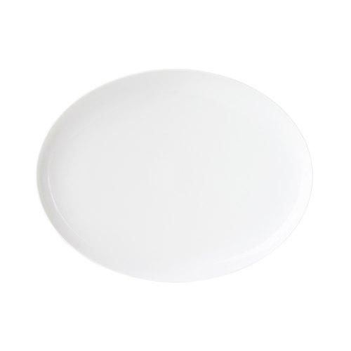 SIEGER my china white piatto ovale grande ov200738