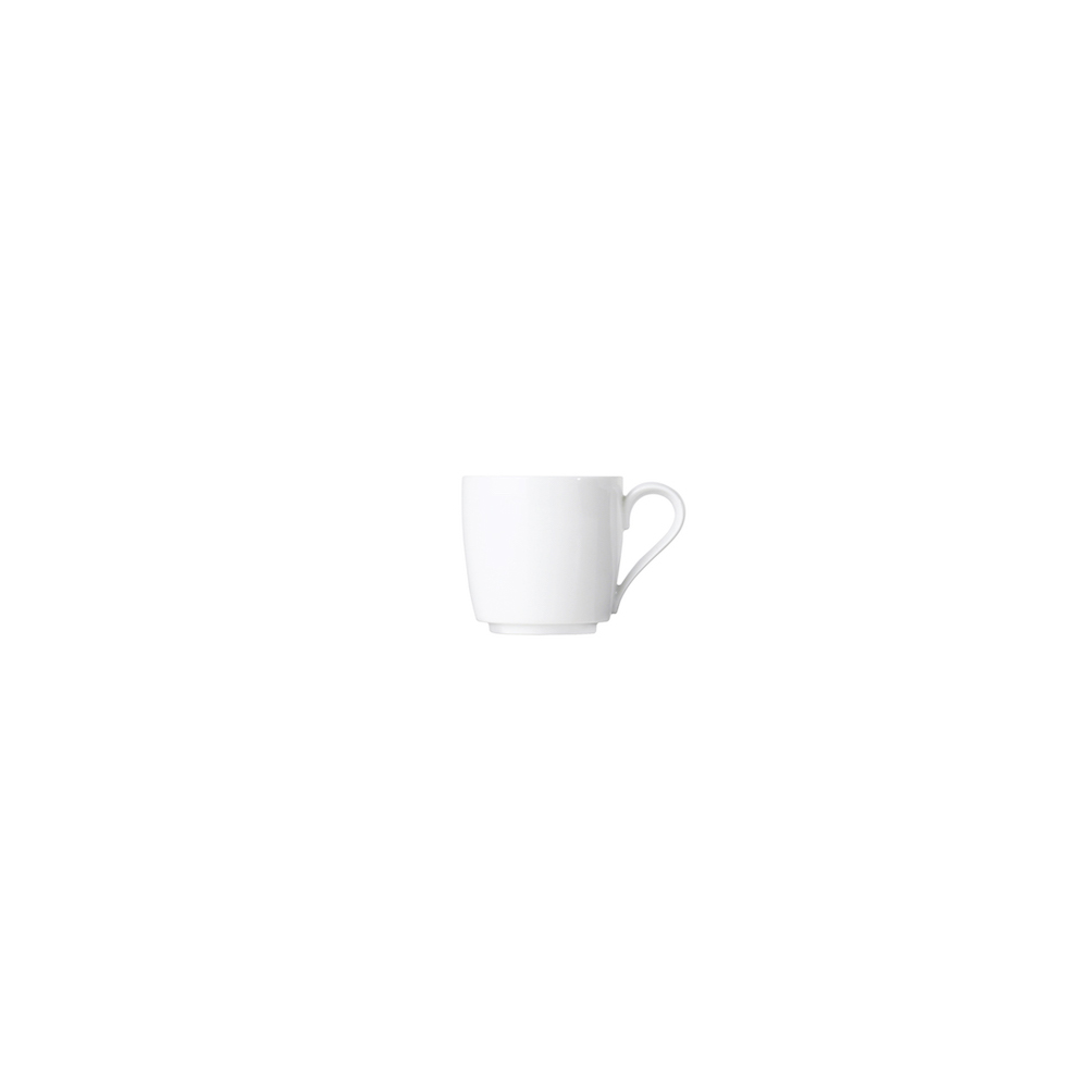 SIEGER my china white tazza caffe ob20077