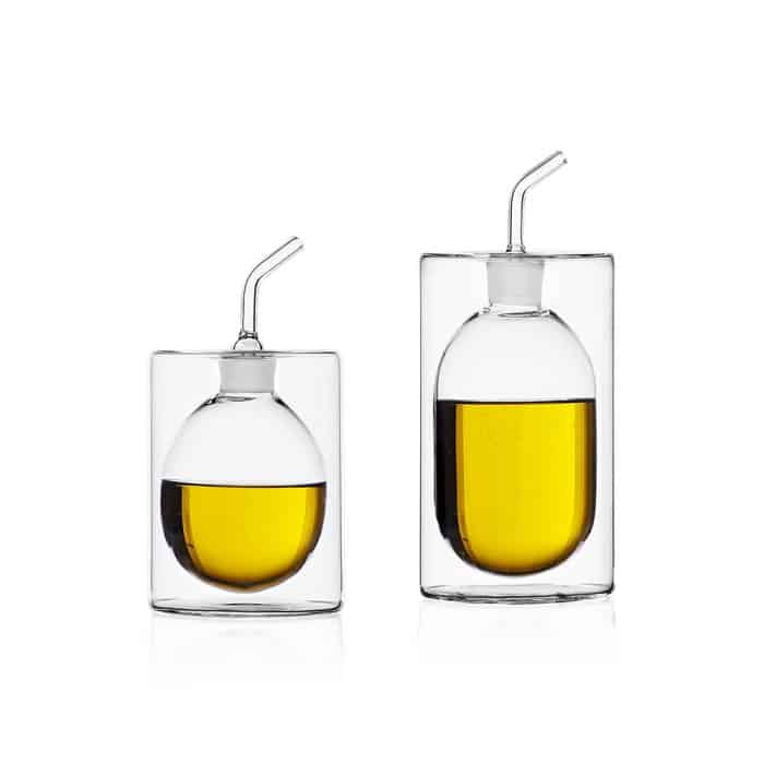 ICHENDORF Oliere cilindro Doppia parete piene