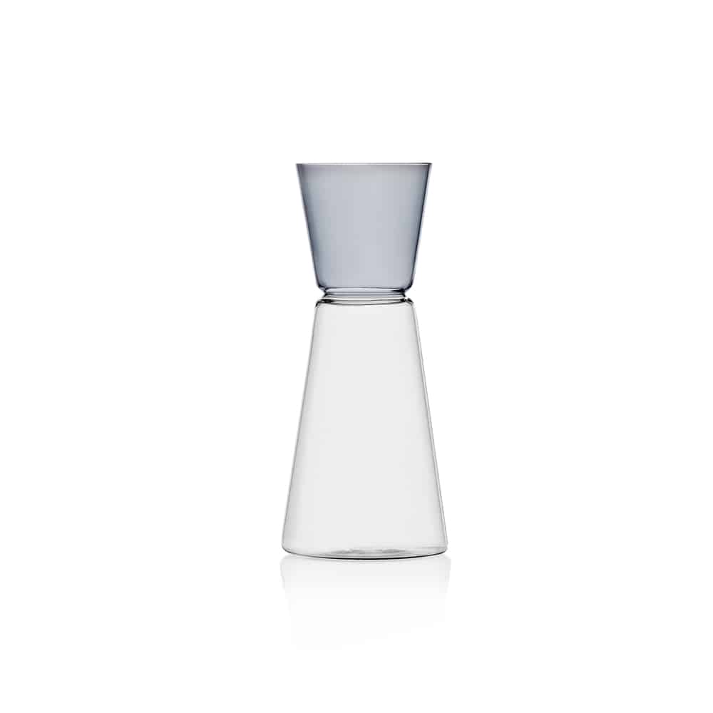 ICHENDORF HI RISE jugs 750 ml smoke/clear