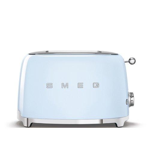 SMEG tostapane azzurro TSF01PBEU