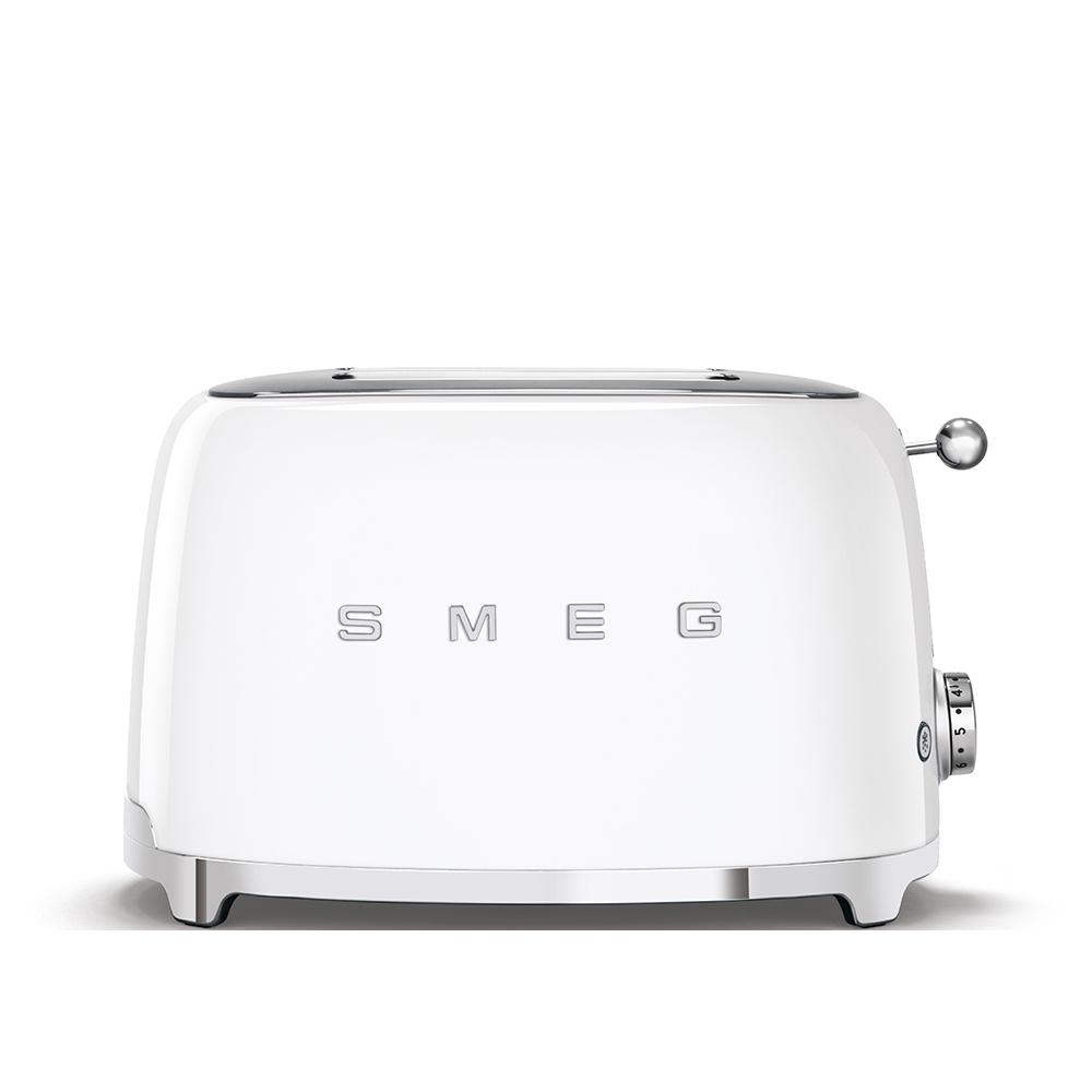 SMEG tostapane bianco TSF01WHEU