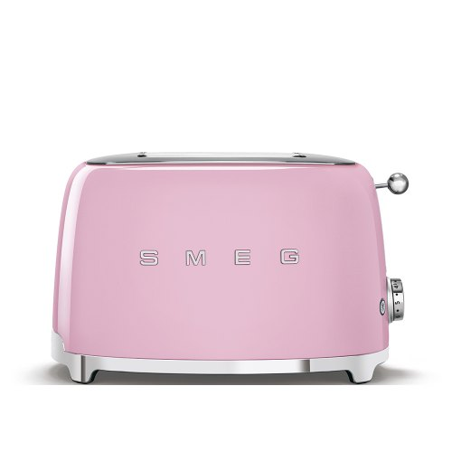 SMEG tostapane rosa TSF01PKEU
