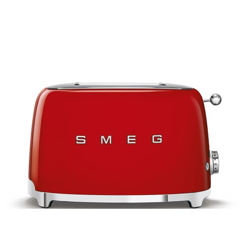 SMEG tostapane rosso TSF01RDEU