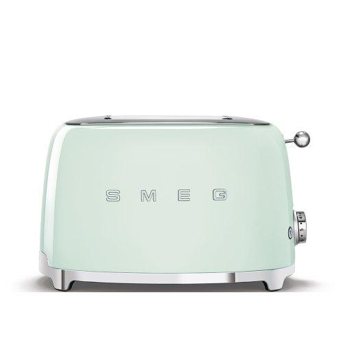 SMEG tostapane verde TSF01PGEU
