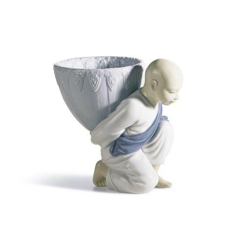Lladro potpourri gift blue
