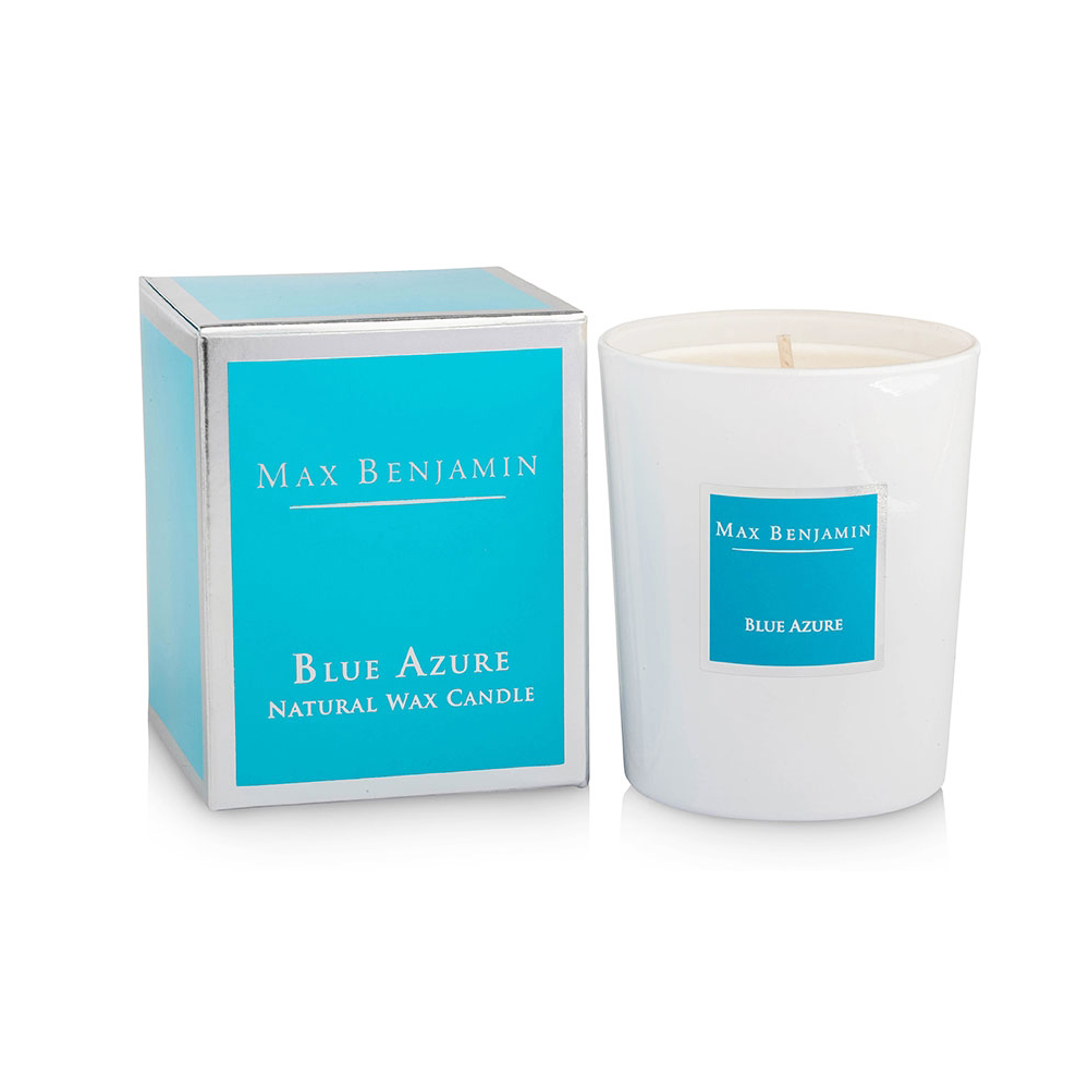 MAX BENJAMIN candela blue azure