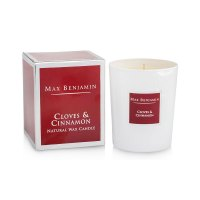 MAX BENJAMIN candela clove cinnamon