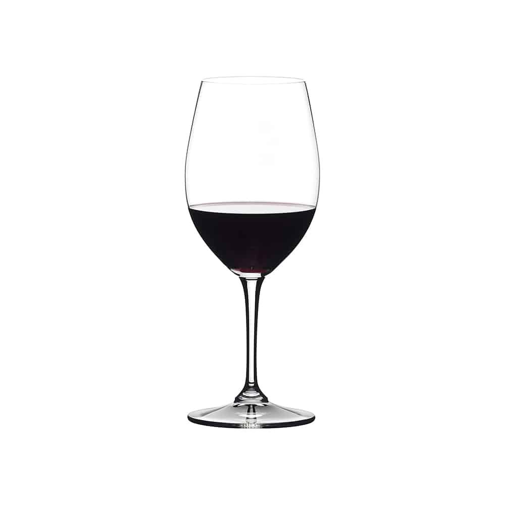 RIEDEL set 4 calici Vivant vino rosso