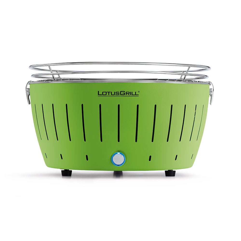 Lotusgrill XL green LGGGR435