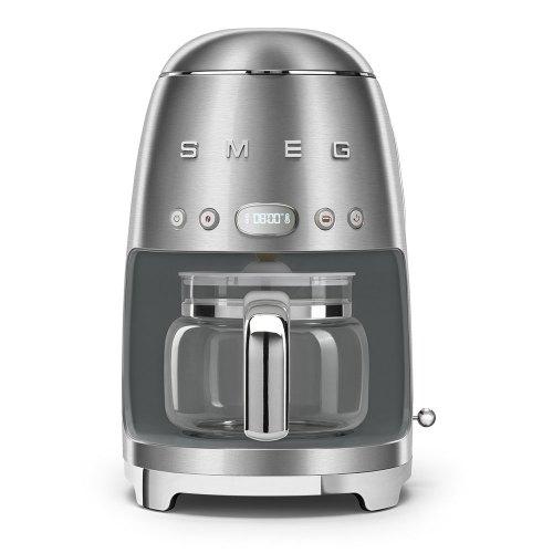 SMEG macchina caffe filtro acciaio DCF02SSEU