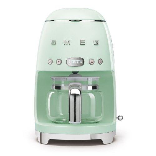 SMEG macchina caffe filtro verde DCF02PGEU