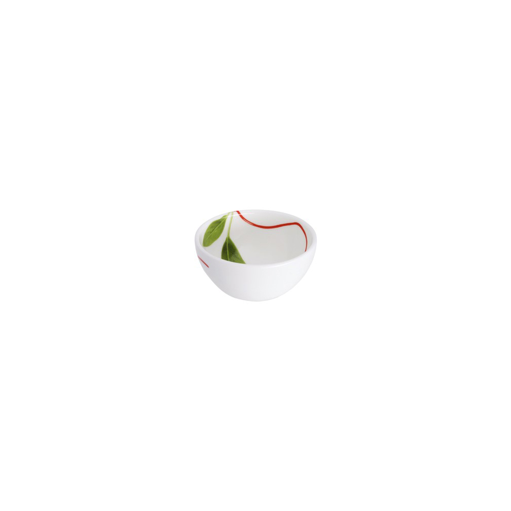 TAITU ciotolina fil rouge foglie 5-193