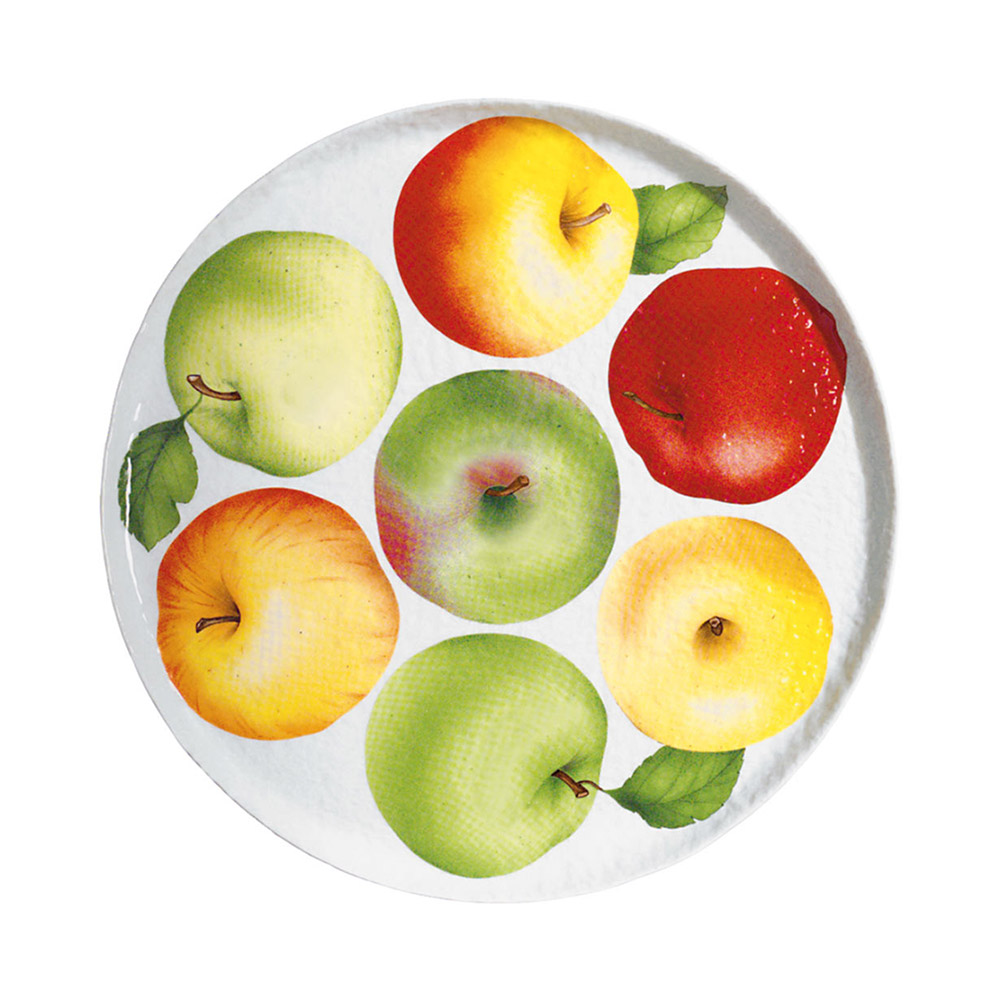 TAITU piatto portata tondo frutta 50-36