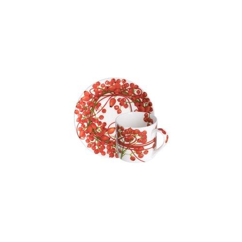TAITU tazza espresso fil rouge bacche 5-291