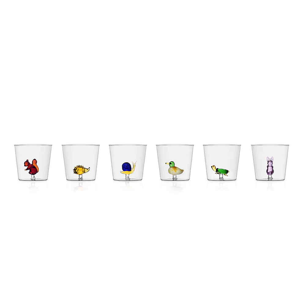 ICHENDORF ANIMAL FARM tumblers