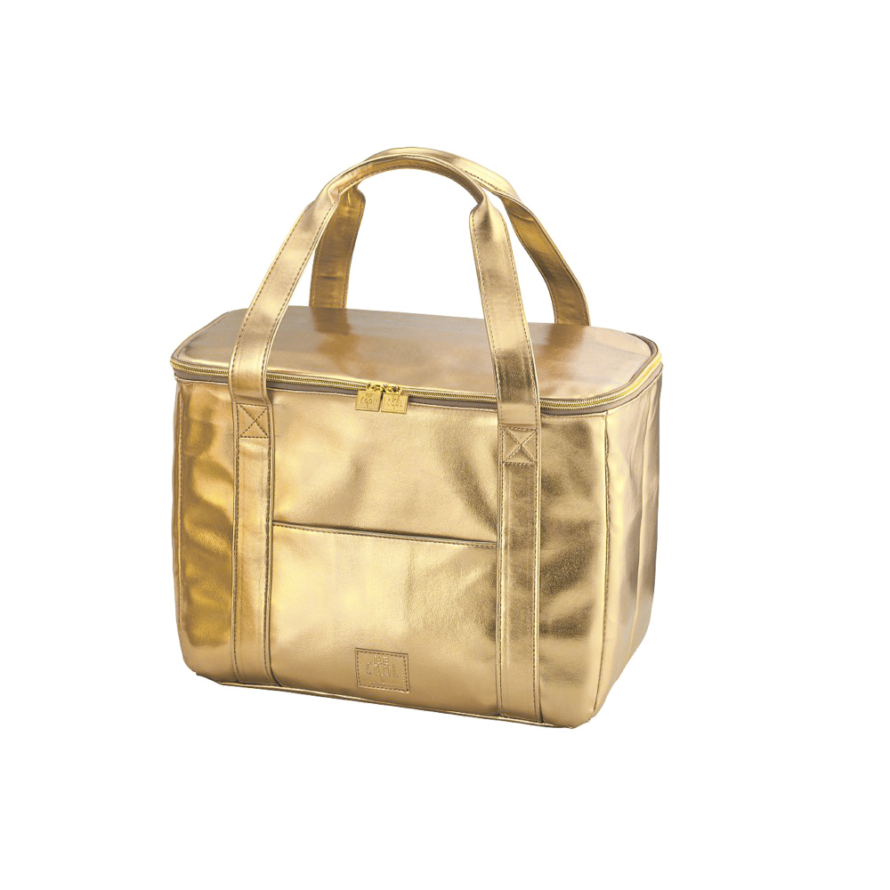 BE COOL borsa termica city large gold T-644