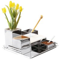 SAMBONET set breakfast sky 56794-07