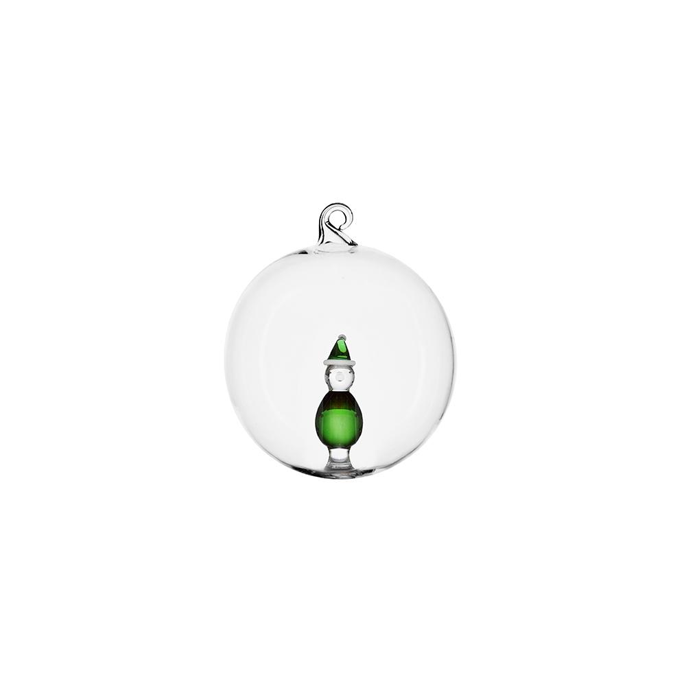 ICHENDORF XMAS Ornament Santa Punk 09352083