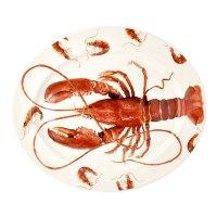 EMMA BRIDGEWATER lobster oval dish